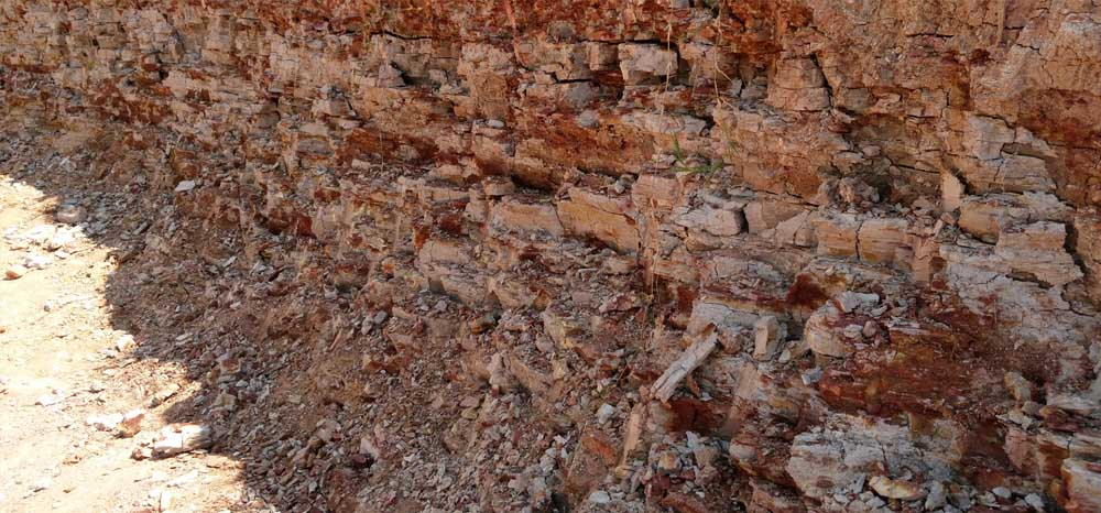 jual kalsium karbonat, calcium carbonate, limestone, clay, silica, dolomite, feldspar, manufacturer, industrial, minerals, gravel, granular, powder, niraku jaya abadi, Clay 3